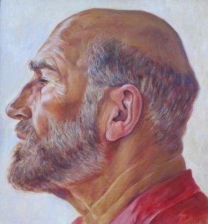 Portrait by James Meiklejohn